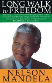 Long walk to freedom - Couverture - Format classique