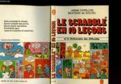 Le Scrabble En 10 Lecons - Couverture - Format classique
