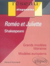 Roméo et Juliette de Shakepeare - Intérieur - Format classique