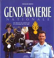 Gendarmerie nationale - Intérieur - Format classique