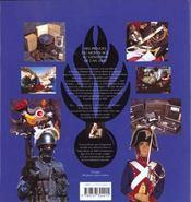 Gendarmerie nationale - 4ème de couverture - Format classique