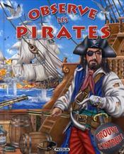 Observe les pirates et trouve l'intrus - Intérieur - Format classique