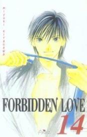 Forbidden Love T.14 - Couverture - Format classique