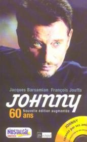 Johnny, 60 Ans - Couverture - Format classique