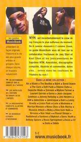 Ntm De A A Z - 4ème de couverture - Format classique