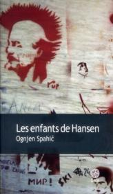 Les Enfants De Hansen - Couverture - Format classique