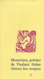 Mozartiana - Couverture - Format classique
