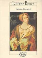 Lucrece Borgia (Lucrezia Borgia) - Couverture - Format classique
