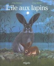 L'île aux lapins - Intérieur - Format classique
