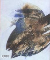 Regine sarallier, monographie - 4ème de couverture - Format classique