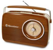 Radio Portable Style Rétro Vintage - Couverture - Format classique