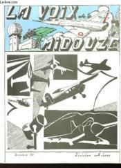 La Voix De La Midouze - Diviion Avions - Couverture - Format classique