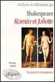 Shakespeare Romeo Et Juliette La Passion Amoureuse - Intérieur - Format classique
