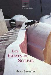 Les Chats Du Soleil - Intérieur - Format classique
