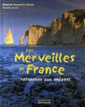 Les merveilles de France racontées aux enfants - Intérieur - Format classique