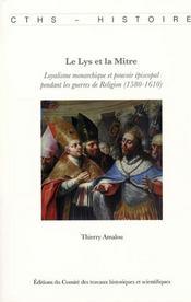 Le Lys Et La Mitre - Intérieur - Format classique