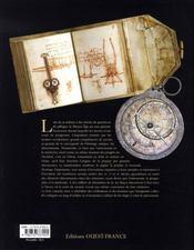 Inventions et découvertes au moyen âge dans le monde - 4ème de couverture - Format classique