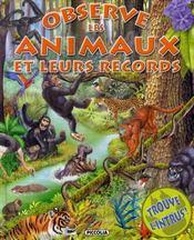 Observe les animaux et leurs records - Intérieur - Format classique