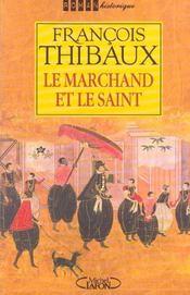 Le Marchand Et Le Saint - Intérieur - Format classique