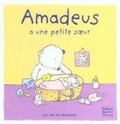 Amadeus a une petite soeur - Intérieur - Format classique