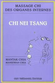 Chi nei tsang ; massage chi des organes internes - Intérieur - Format classique