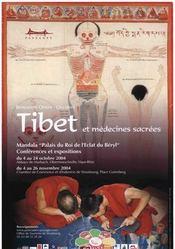 Tibet Et Medecines Sacrees ; Rencontre Orient-Occident - Intérieur - Format classique
