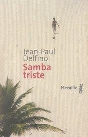 Samba triste - Intérieur - Format classique