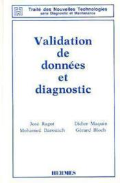 Validation de donnees et diagnostic - Couverture - Format classique