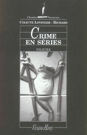 Crimes en séries - Intérieur - Format classique