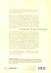 Rene maran, le premier goncourt noir - 4ème de couverture - Format classique