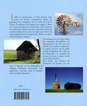 Le petit bâti du Midi - 4ème de couverture - Format classique