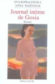 Journal intime de Gosia - Couverture - Format classique