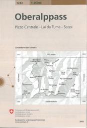 Oberalppass - Couverture - Format classique