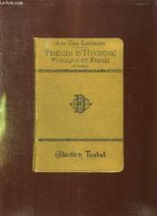 PRECIS D HYGIENE PUBLIQUE ET PRIVEE. 4em EDITION. - Couverture - Format classique