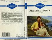 Ardente Marya - The Land Of Maybe - Couverture - Format classique