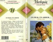 Un Film, Un Amour - A Naked Flame - Couverture - Format classique