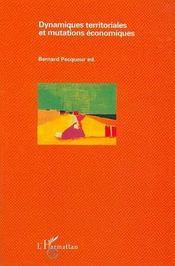 Dynamiques Territoriales Et Mutations Economiques - Intérieur - Format classique