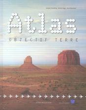 Atlas objectif terre - Intérieur - Format classique