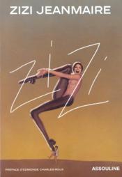 Zizi Jeanmaire - Couverture - Format classique