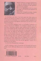 Bref Ete Au Spitzberg - 4ème de couverture - Format classique