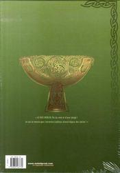 Merlin ; coffret t.5 à t.8 - 4ème de couverture - Format classique