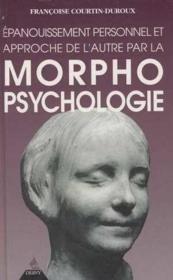 Morphopsychologie - Couverture - Format classique