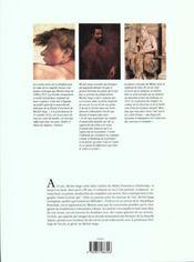 Michel-Ange - 4ème de couverture - Format classique