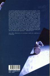 Pauvretes En Prison - 4ème de couverture - Format classique