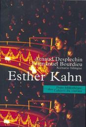 Esther Kahn - Intérieur - Format classique