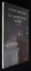 Le Petit Livre Avale - Couverture - Format classique