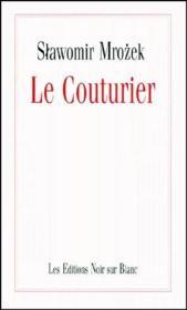 Le Couturier - Couverture - Format classique