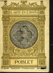 Poblet - Couverture - Format classique