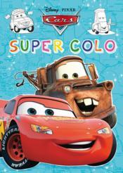 Super Colo ; Cars - Couverture - Format classique