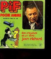 Pif Poche Anime N°105 - Couverture - Format classique